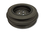 New Crankshaft Pulley